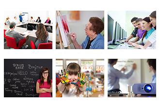 Formação Profissional, Ateliês e workshops...